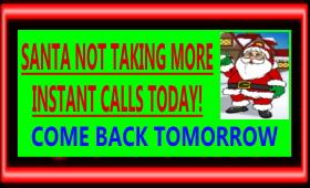 Instant Live Santa Call