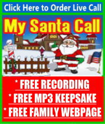 Famous Live My Santa Call with Free Recording and Free Webpage