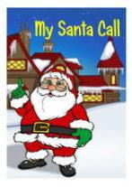party santa phone call